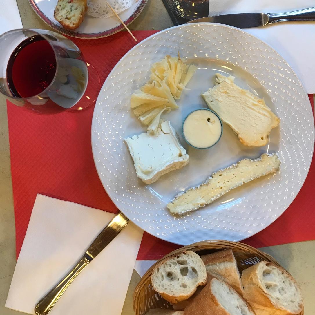 Paris Cheese Plate