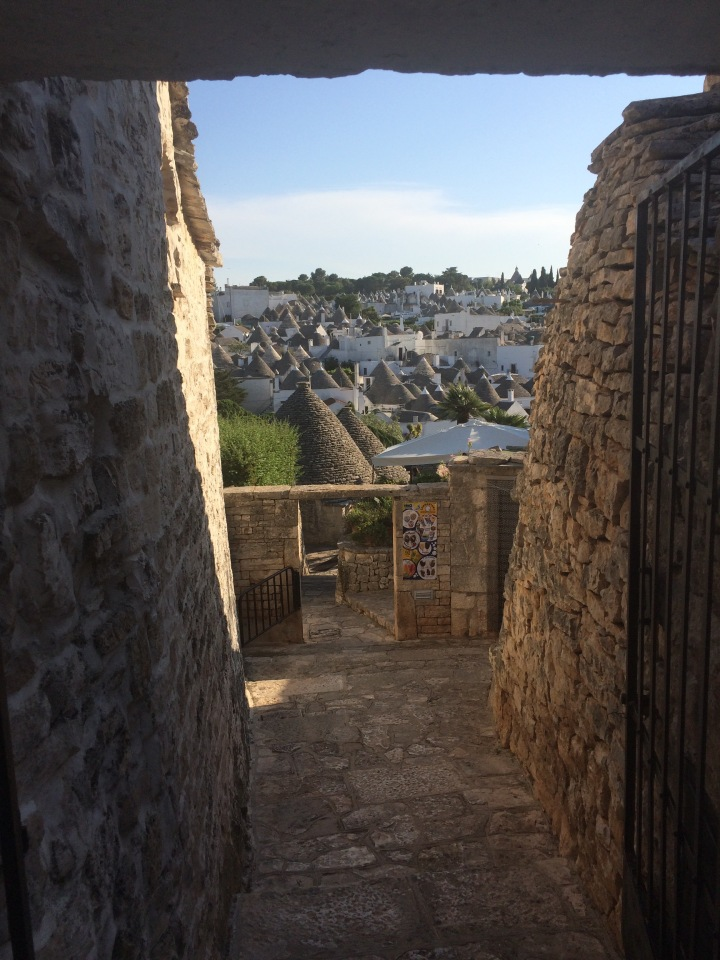 Trulli houses Alberobello
