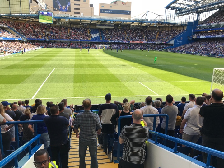 4 things to know before going to your 1st premier league game