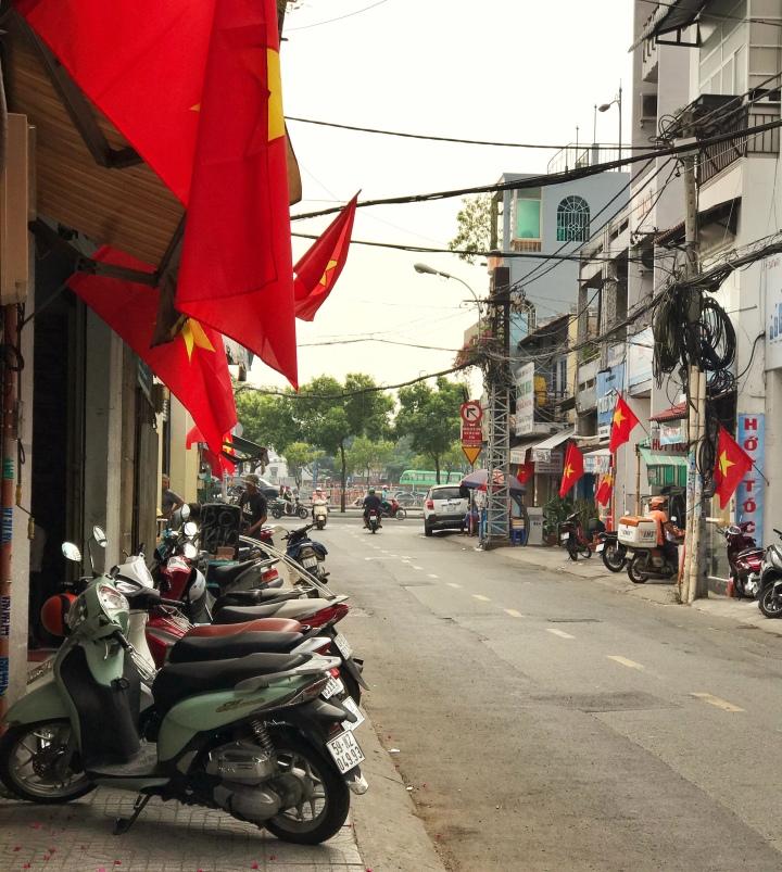 Ho Chi Minh –Saïgon